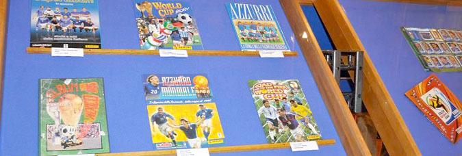 I Mondiali di calcio in figurine