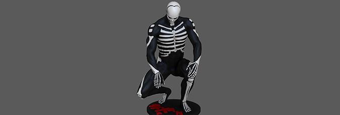 La statuetta de Il Morto