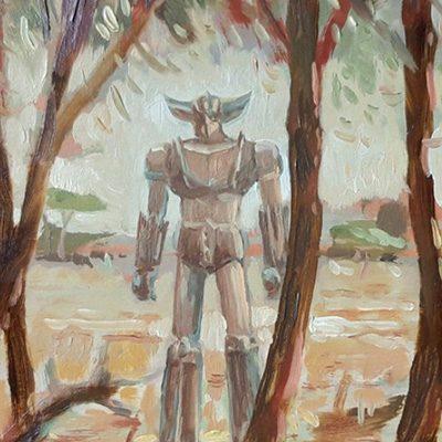 Futuro anteriore – Oil Robots