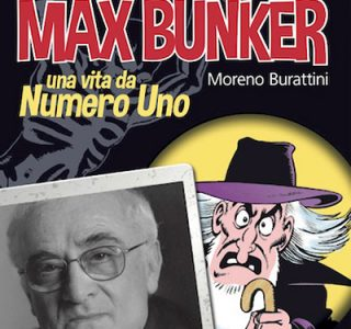 Max Bunker arriva a Lucca