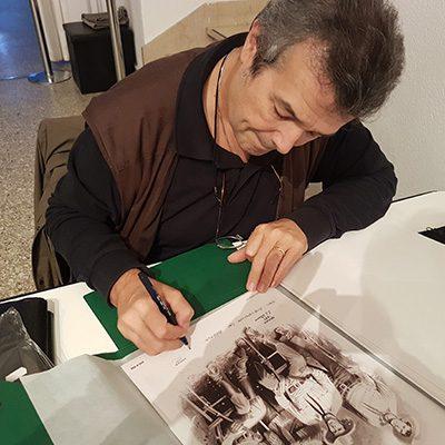 Claudio Villa, il primo ospite d'onore