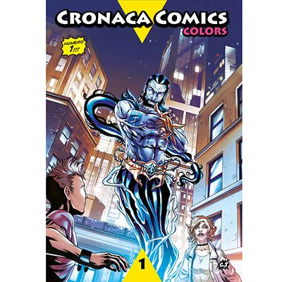 """Cronaca Comics"" cerca nuovi autori"