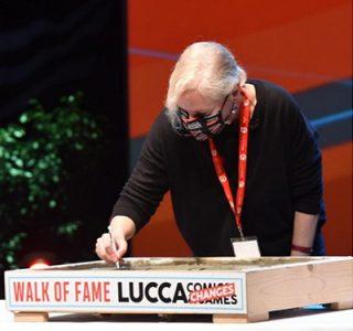 Silvia Ziche entra nella Walk of Fame
